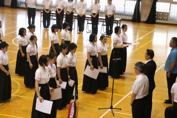 高校総体県大会優勝おめでとう!